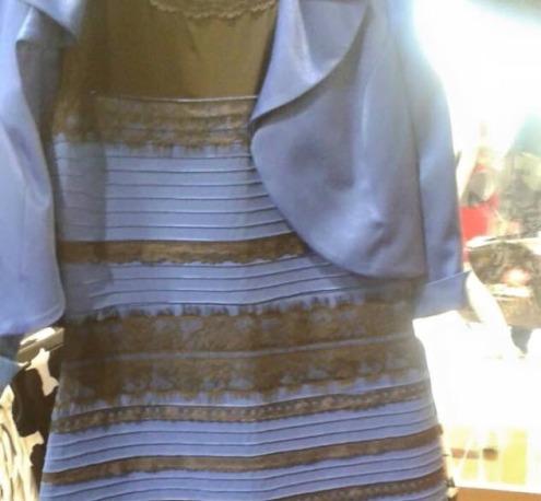 Photo of Test o kojem bruji cijeli internet: Koje boje je ova haljina?