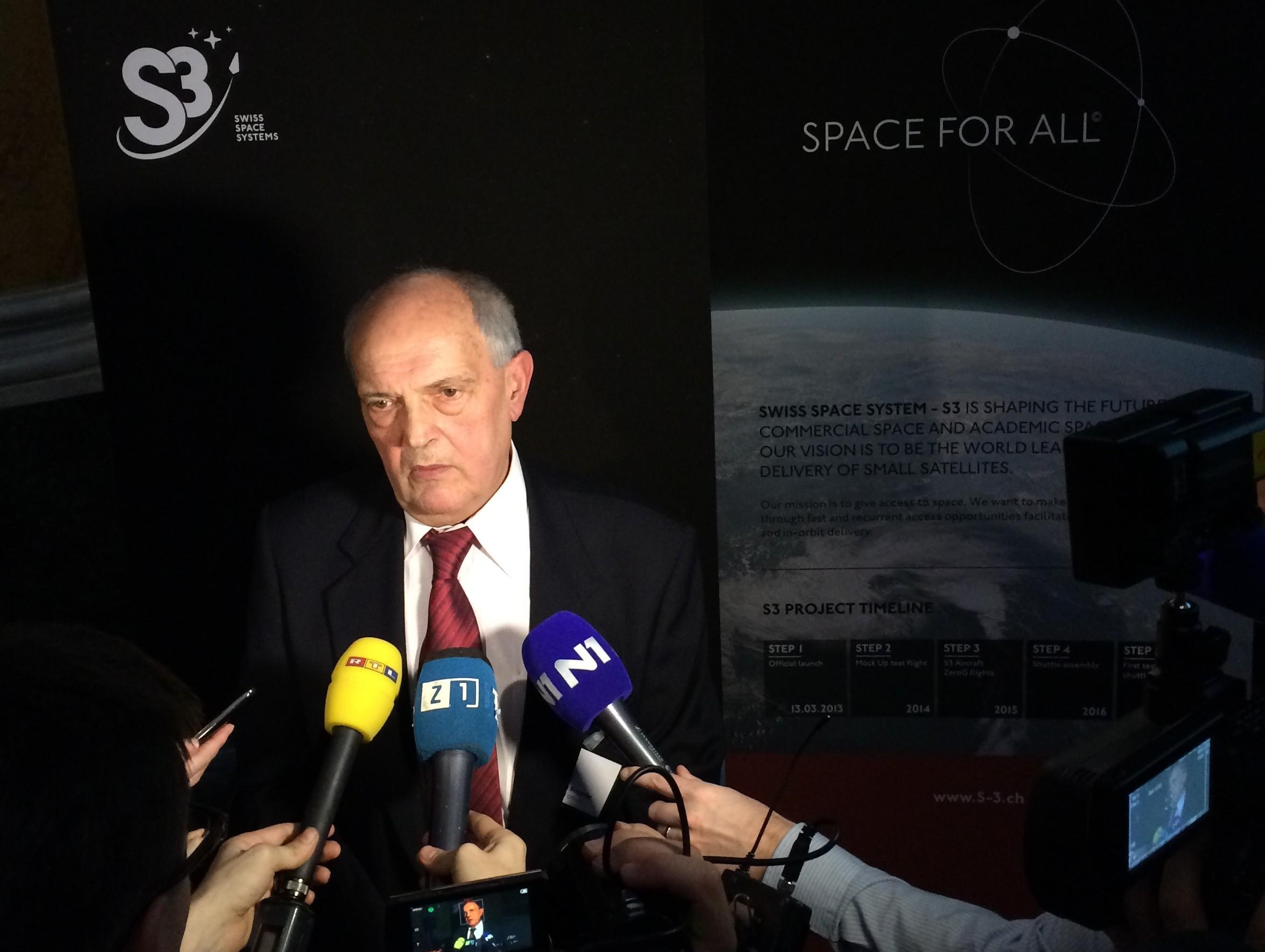 """Photo of INTERVIEW – dr. Slobodan Bosanac: """"Hrvatsko društvo spremno je za svemirsku luku"""""""