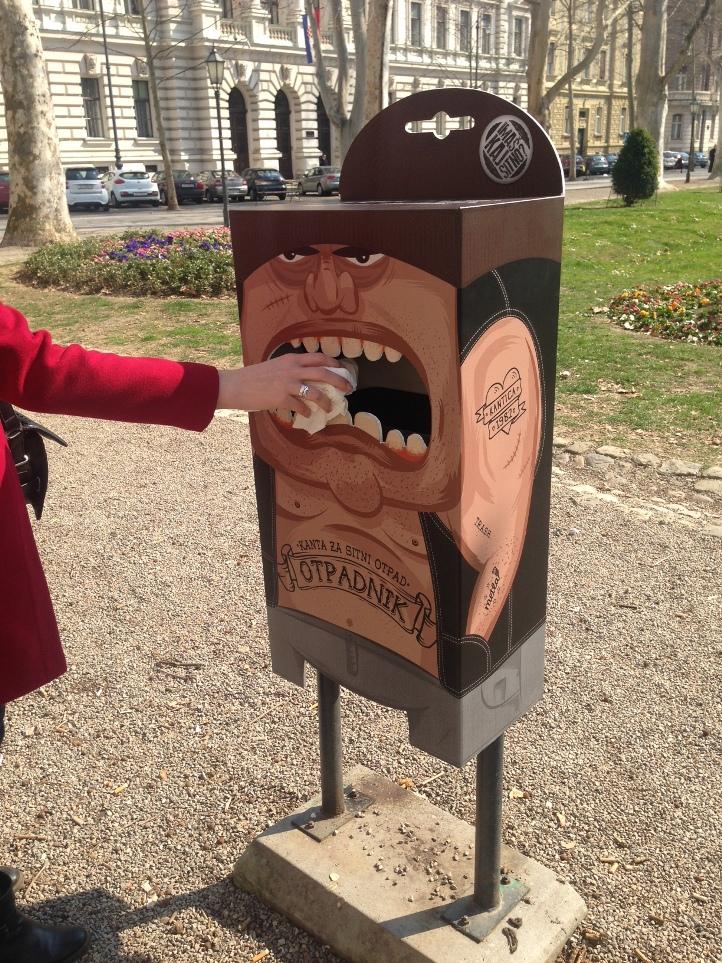 Photo of Zanimljive instalacije privlače pozornost građana glavnog grada