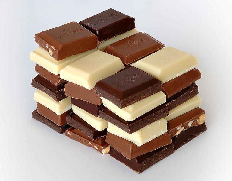 Photo of Čokolada! Ali koja više ili manje deblja?