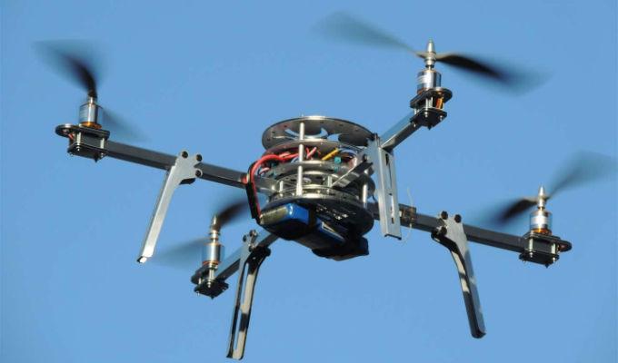 Photo of Dronovi uskoro dostavljaju na kućne adrese