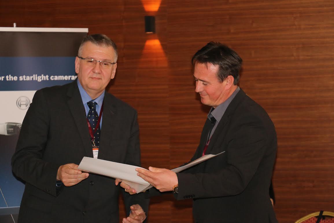 Photo of Veliko priznanje za projekt regulacije buke u Novalji