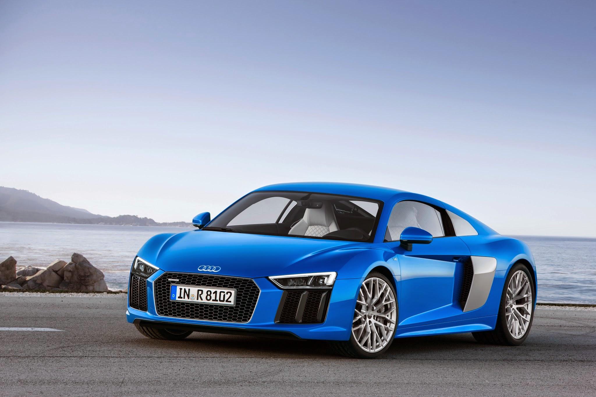 Photo of Ovako izgleda novi Audi R8