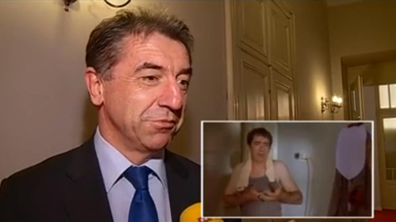 Photo of VIDEO: Tko bi glumio dr. Milinovića u filmu? Pogledajte što je rekao