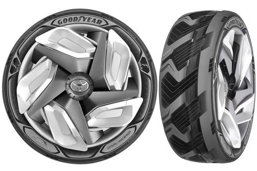 Photo of Goodyearova guma koja će napajati vaš električni auto