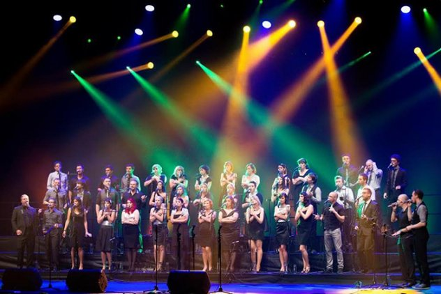 Photo of Perpetuum Jazzile na Tvrđavi sv. Mihovila