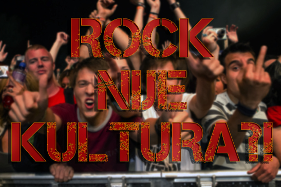 rock nije kultura