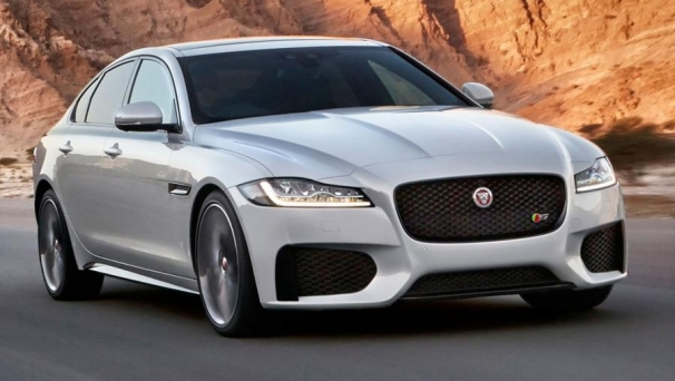 Photo of Novi Jaguar XF