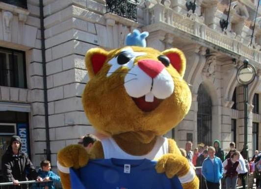 Photo of Maskota Europskih sveučilišnih igara dobila ime