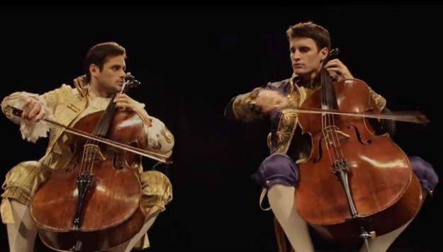Photo of 2Cellos među najseksi glazbenicima koji se bave klasičnom glazbom
