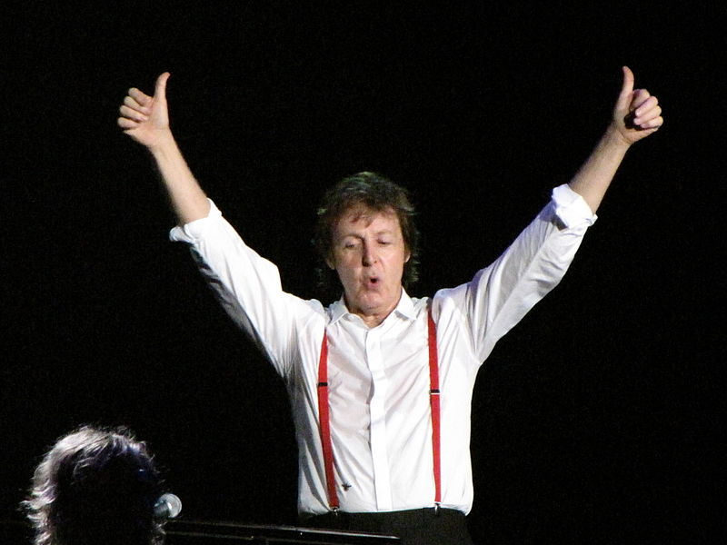Photo of Na koncertu u Tokiju Paul McCartney iznenadio je fanove Beatlesa