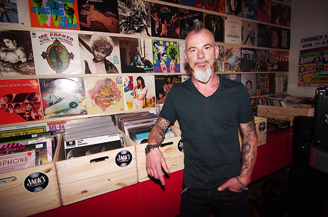 Photo of Otvoren Jack's Record Store – Za obožavatelje ploča