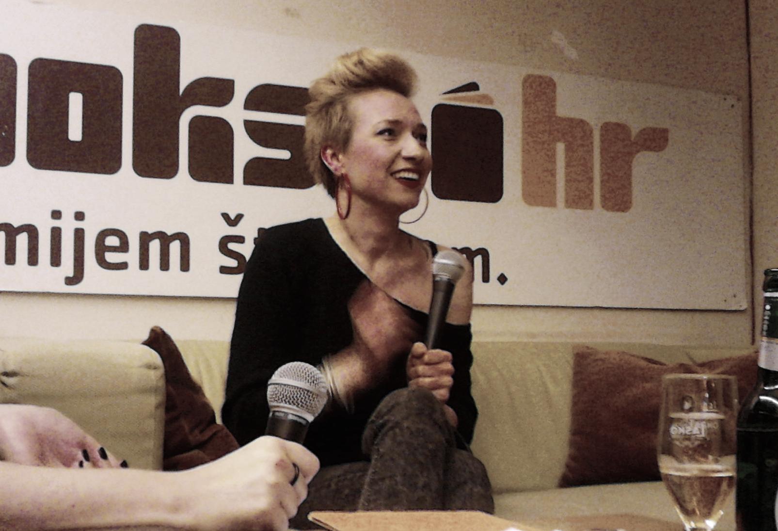 """Photo of Druženje s Mirelom Priselac Remi: """"Budi vjeran onom o čemu pričaš!"""""""