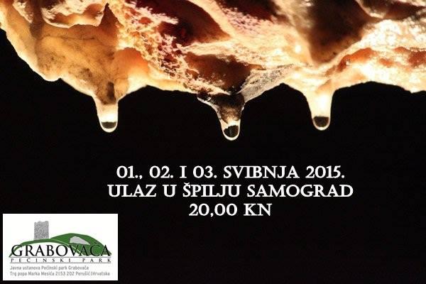 Photo of Prvosvibanjski popust na ulaznice u Pećinski park Grabovača!