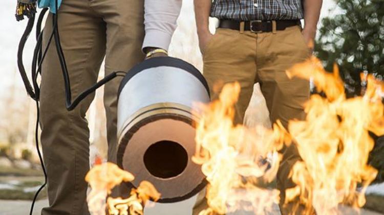 Photo of Studenti uspjeli zvukom ugasiti vatru
