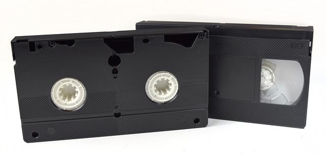 Photo of Jeste li sačuvali VHS kasete?