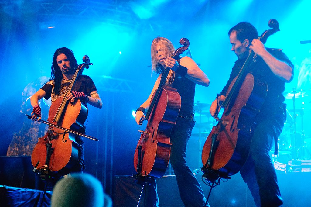 Photo of Apocalyptica stiže u Tvornicu