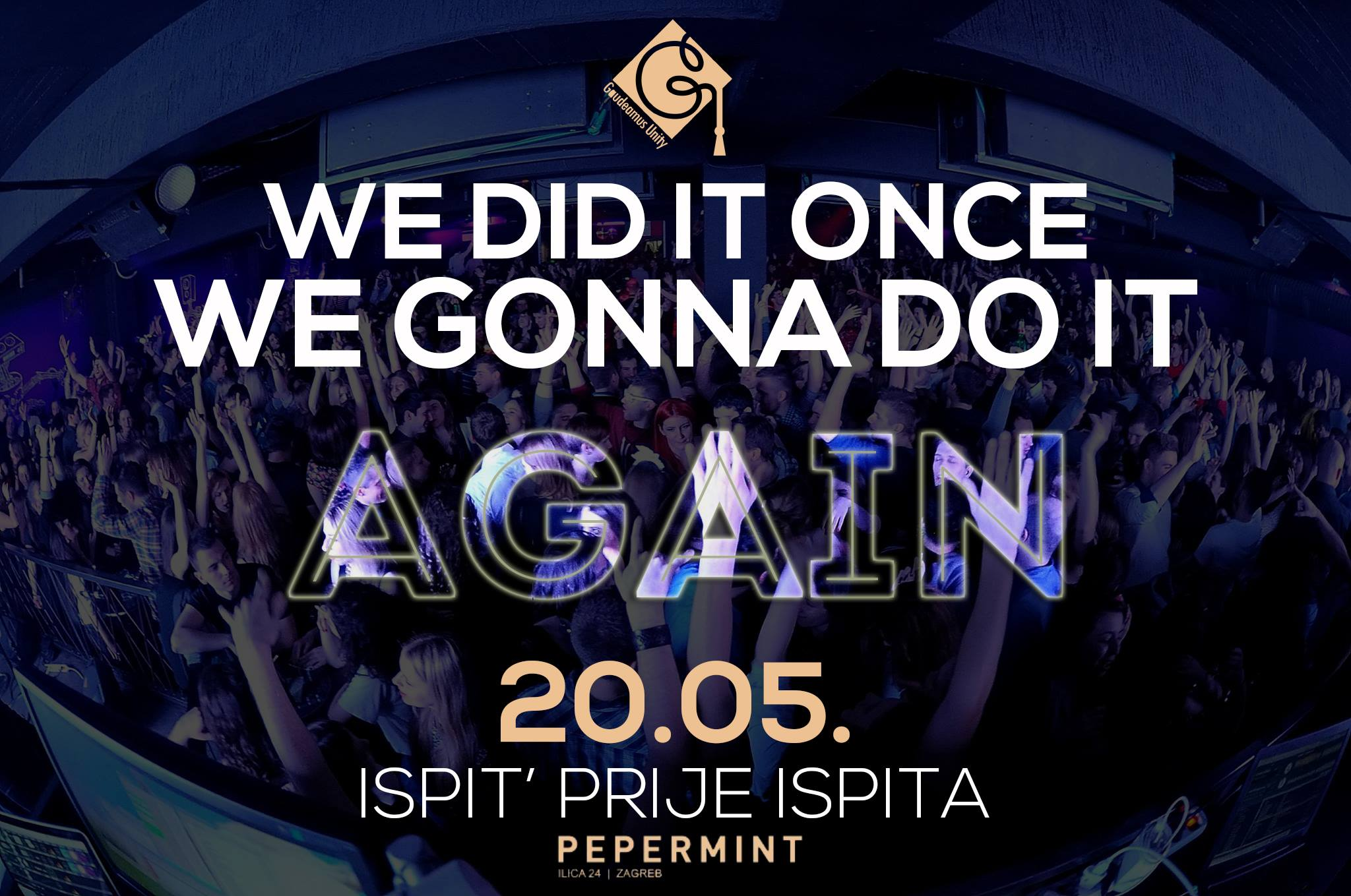 Photo of ISPIT PRIJE ISPITA ovaj put u zagrebačkom Pepermintu!
