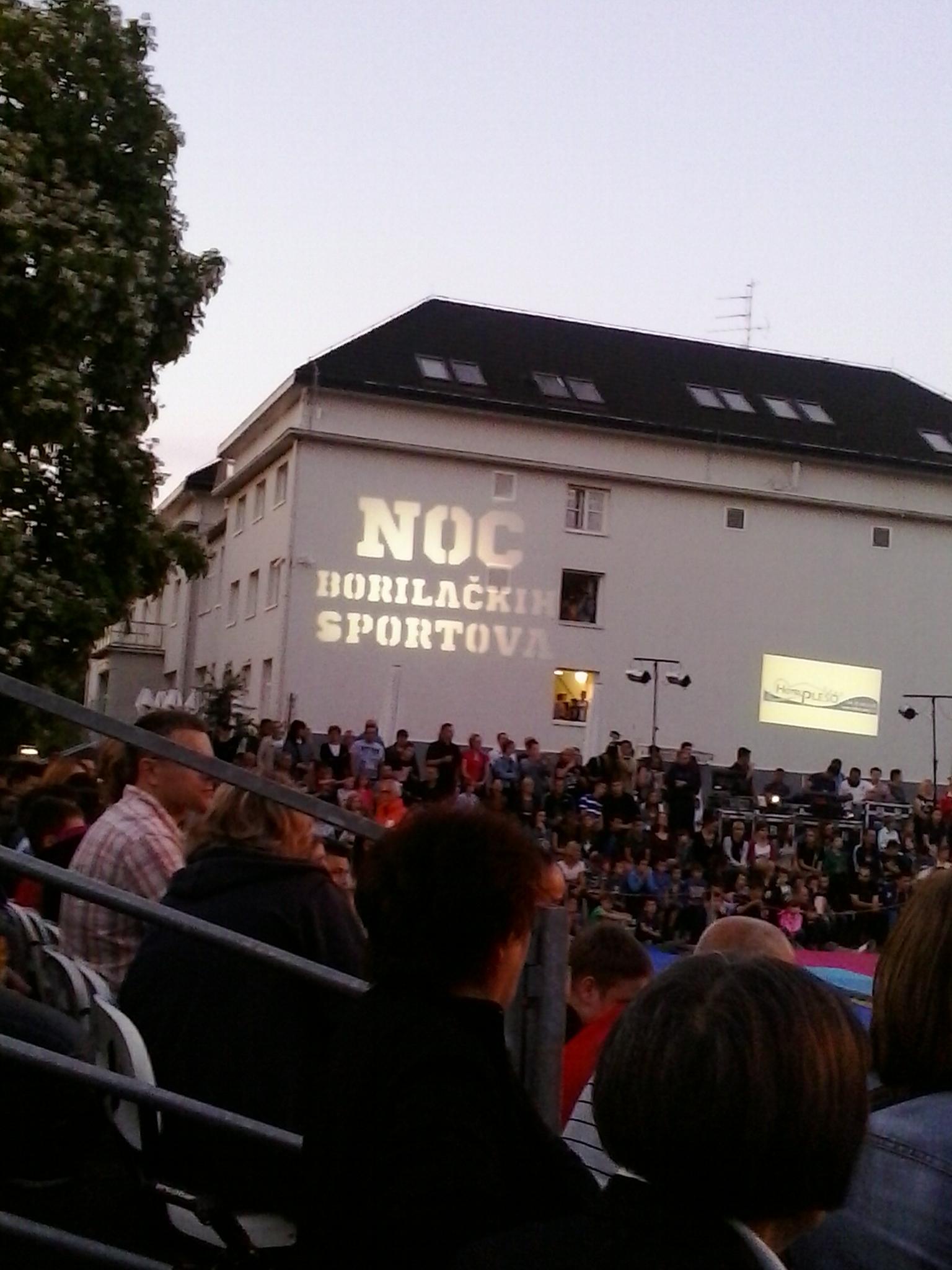 Photo of Veličanstvena noć borilačkih sportova