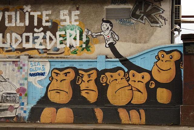 Photo of Srušen je legendarni zagrebački zid s grafitima u Branimirovoj ulici