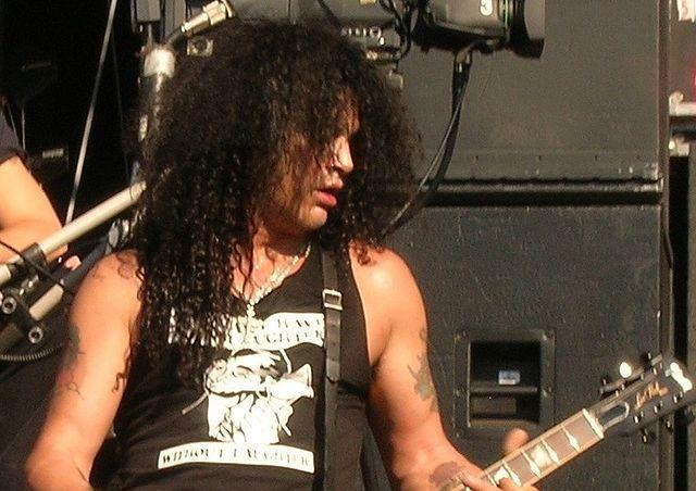 Photo of Bivši gitarist Gunsa Slash stiže u Zagreb