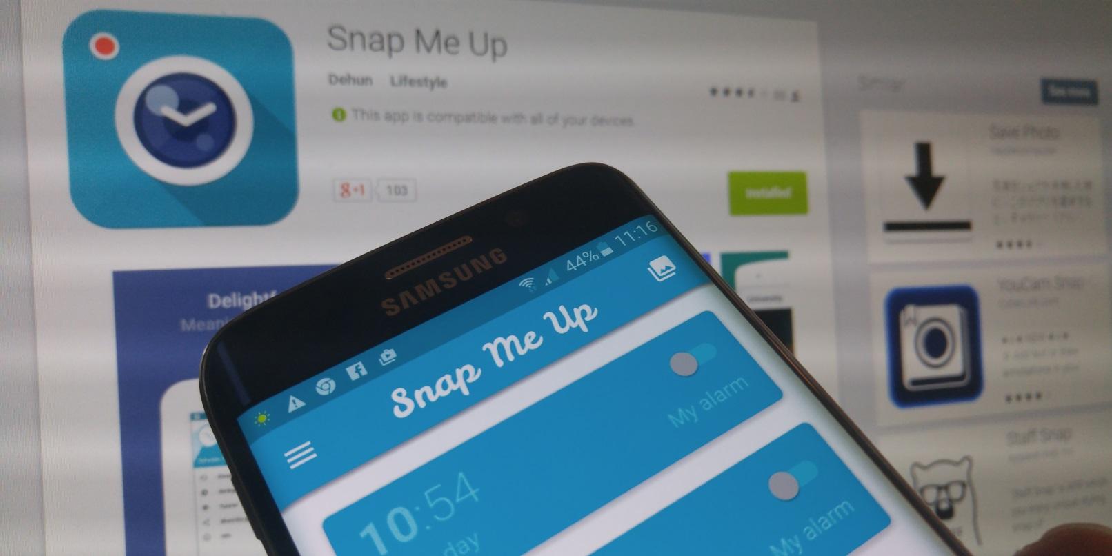 Photo of Aplikacija Snap Me Up probudit će vas samo pod jednim uvjetom