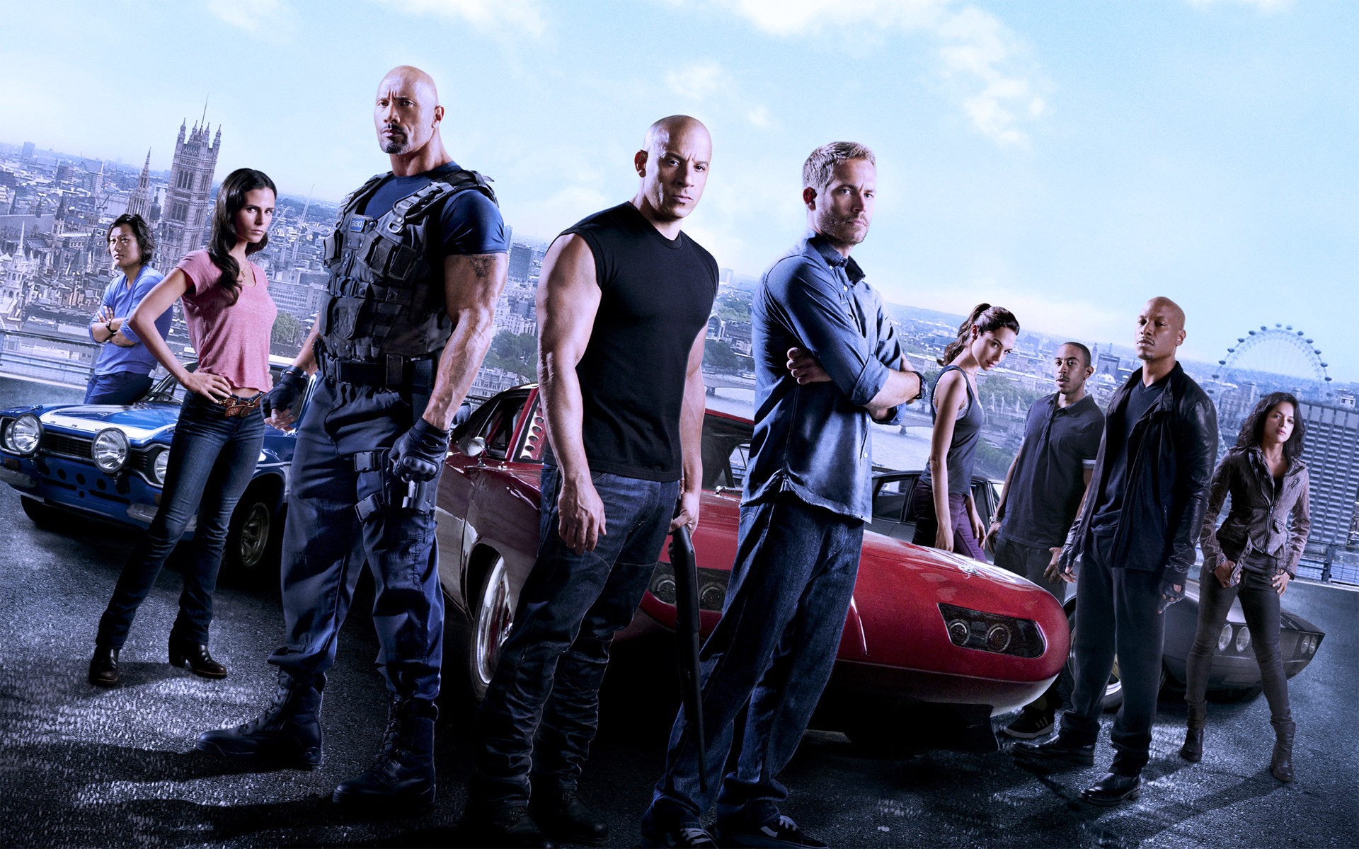 Photo of Recenzija filma Fast and furious 7: Samo za Paula Walkera