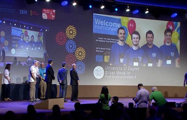 Photo of FER-ovci u finalu Svjetskog studentskog ACM ICPC natjecanja u programiranju osvojili srebro