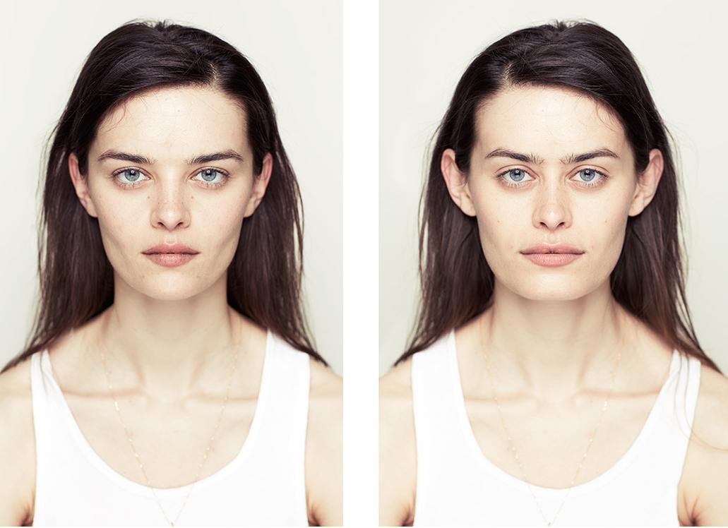 simetrična lica