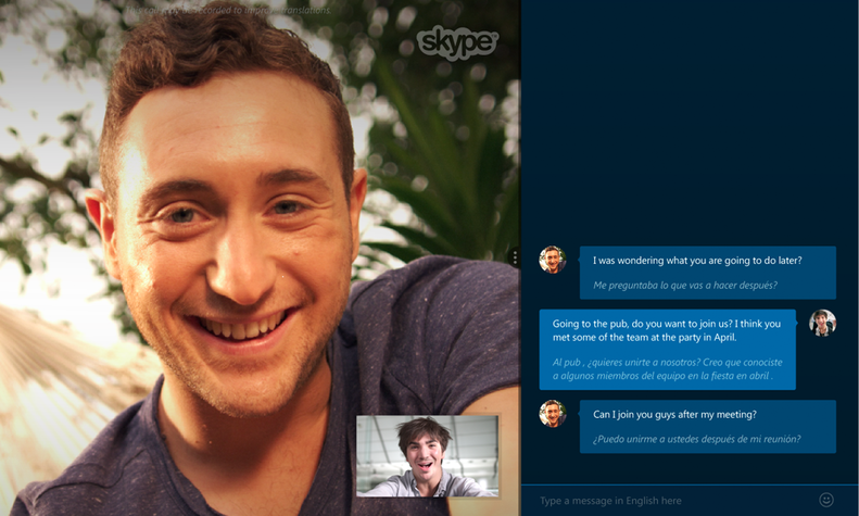 Photo of Skype Translator prevodi razgovor u realnom vremenu
