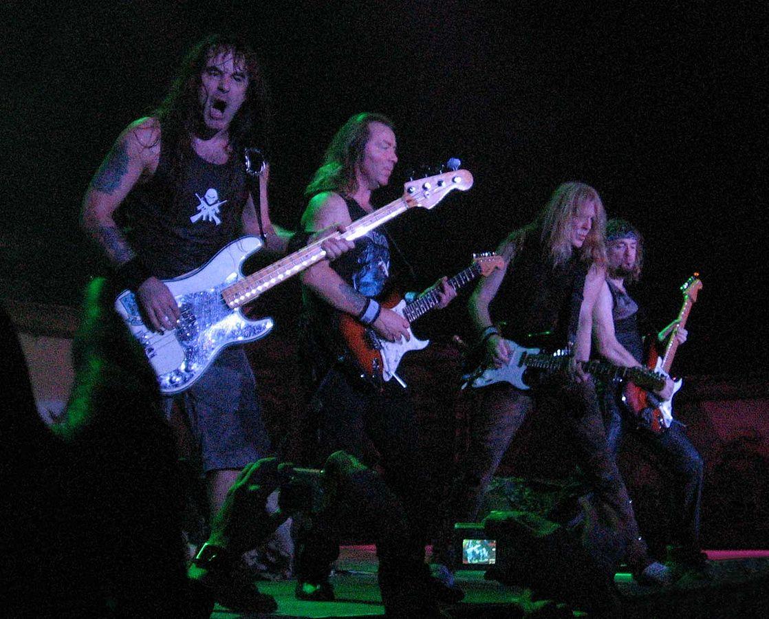 Photo of U rujnu stiže novi album Iron Maidena