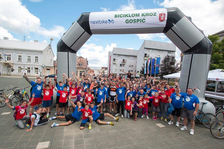 Photo of Svečano otvoren prvi sustav javnih bicikala u Lici!