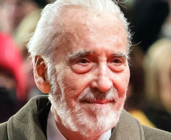 Photo of Preminuo je legendarni glumac Christopher Lee