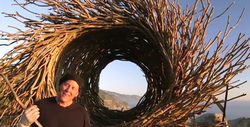 Photo of Ovaj čovjek izrađuje gnijezda za – ljude