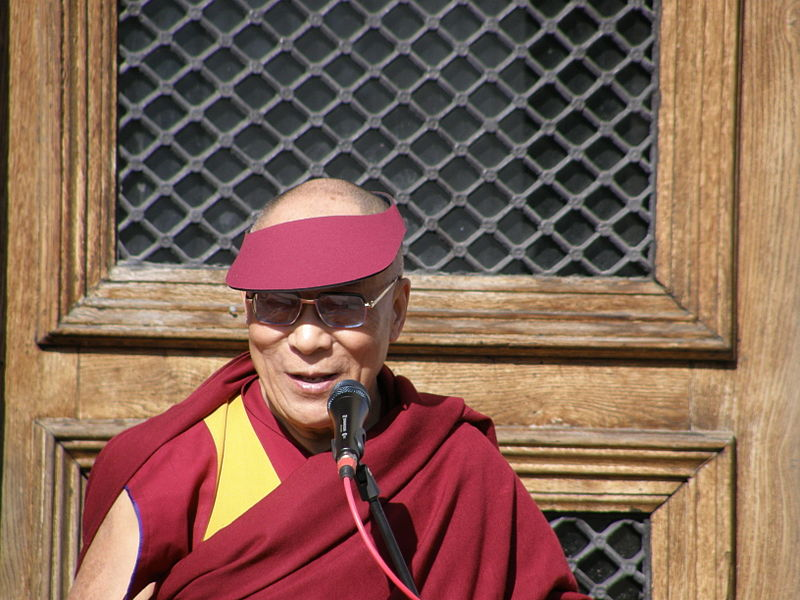 Photo of Dalai Lama pojavit će se na festivalu Glastonbury