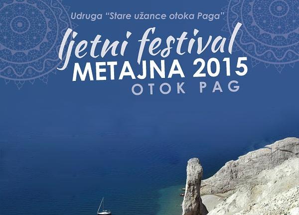 Photo of Ljetni festival METAJNA na Pagu