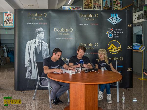 Photo of Crveni tepih za premijeru Double-O u Bjelovaru!