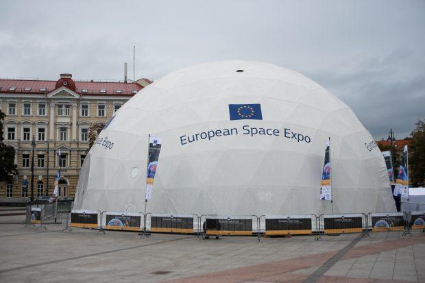 Photo of European Space Expo u Zagrebu