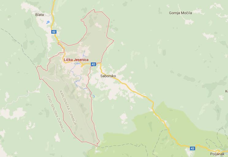 Photo of Danas početak razminiravanja dionice ceste Glibodol-Lička Jasenica