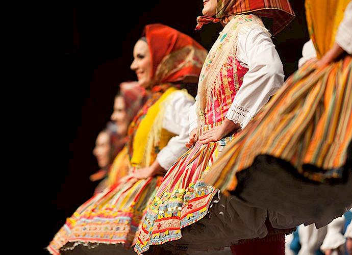 Photo of Koncert Ansambla LADO na Plitvičkim jezerima
