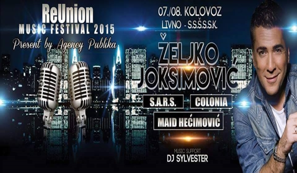 Photo of ReUnion Music Festival 2015: prva koncertna poslijeratna priča u srcu BiH