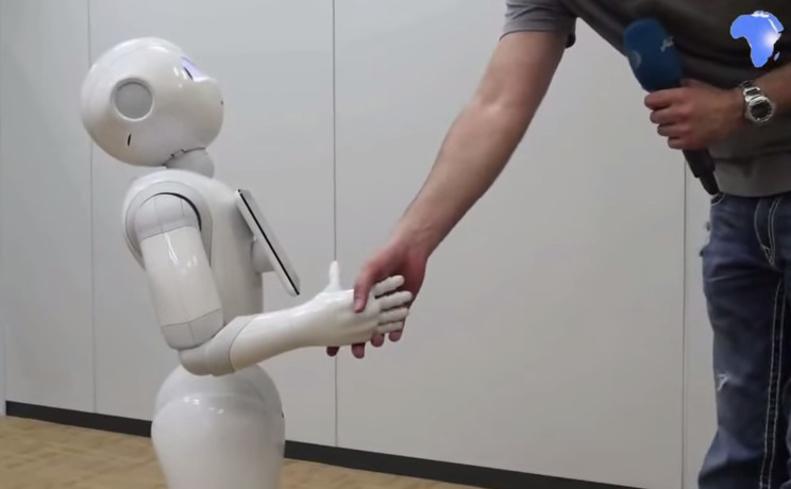 Photo of Pepper je robot koji priča viceve i prepoznaje vaše osjećaje