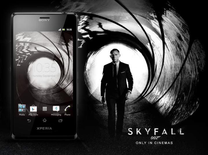Photo of Sony za Jamesa Bonda