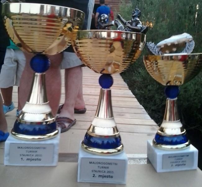 Photo of Osvrt na malonogometni turnir Stajnica 2015.