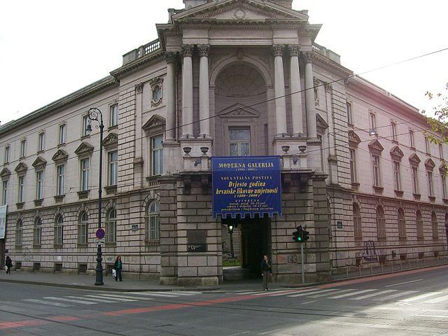 Photo of Velika izložba hrvatske umjetnosti u Modernoj Galeriji