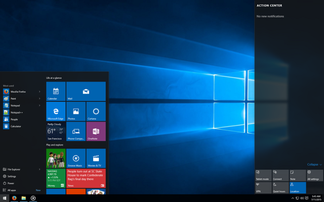 Photo of Stigao je Windows 10!