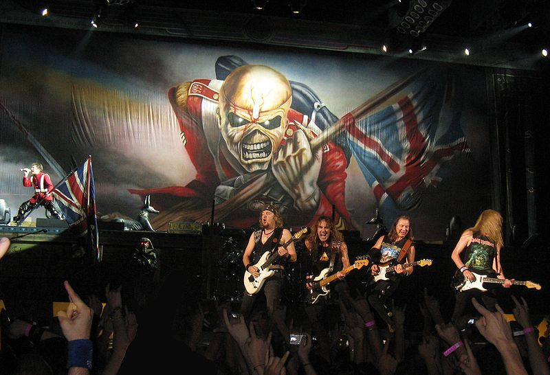 Photo of Iron Maiden stižu u Split!