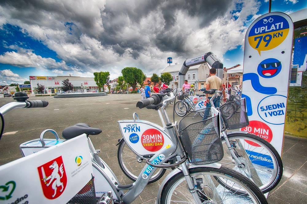 Photo of Biciklom kroz Liku: Dvije nove nextbike stanice u Gospiću!