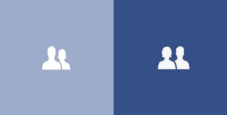 Photo of Na novoj Facebookovoj ikoni žena više nije u sjeni muškarca