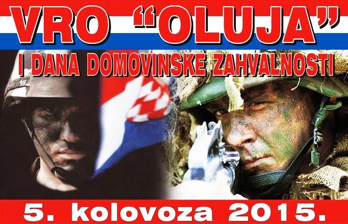 Photo of Obilježavanje OLUJE: Veliki defile ulicama Gospića i Ličkog Osika do Ljubova